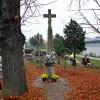 Kríž na cintoríne na Kajsi. Kríž na kajsanskom cintoríne (1807) renovovaný 2006