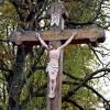 Kríž na korytovskom cintoríne