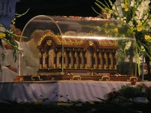 Relikviár sv. Terezky